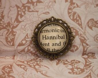 Hannibal Brooch ~ Thomas Harris ~ Hannibal Lecter ~