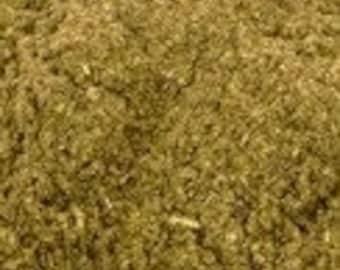 Bear Berry (Uva Ursi) Leaf Powder - Certified Organic