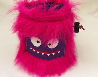 Pink Yeti Chalk Bag