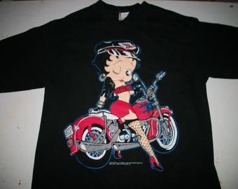 BETTY BOOP shirt 1992