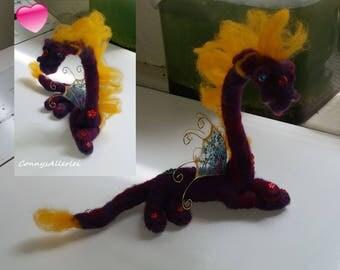 "Dragon Lady ""Maggy"""