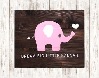 Baby Room Decor - Baby Gifts - Baby Shower Gifts - Wood Signs - Baby Room Decor - Rustic Room Decor - Unique Baby Gift