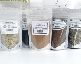 Organic Lemon Verbena Powder 1 oz Fresh and Pure High Quality!