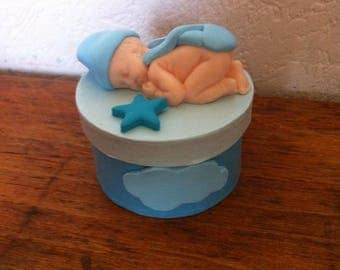 "Keepsake box baby ""It's a boy"""