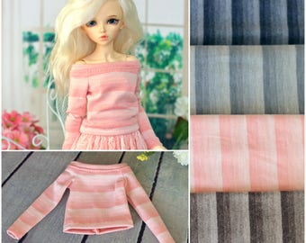 4 colors! Sweater  for Minifee, Narae and regular MSD, BJD doll 1/4 size