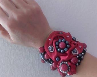 crochet bracelet handmade bracelet handmade jewelry jewelry accessories thick bracelet bracelet jewelry  bracelet jewelry crochet jewelry