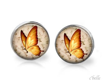Earrings Butterfly 2