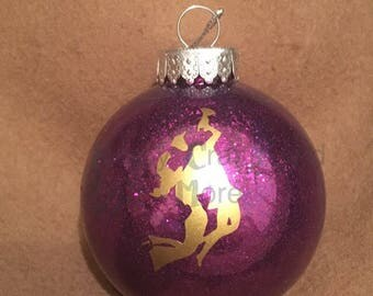 Broadway themed ornaments