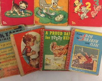Collection -7 Children's Books