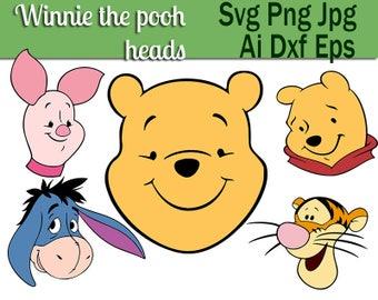 Winnie The Pooh  svg,Winnie,Winnie Dfx,Winnie psd,Winnie ai,Winnie png,Winnie shirts,Winnie cricut,Winnie cut out,Winnie vinyl,Winnie iron