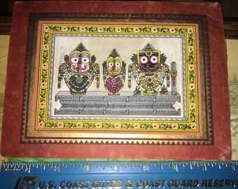 Hindu art print