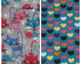 Fleece Cat Blanket(C19,C22)