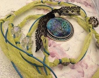 tree of life Locket necklace