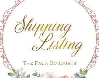 Shipping Listing for Kari