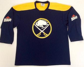 Buffalo Sabres Labatt Blue Jersey Size Large