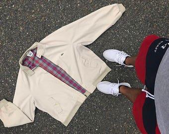 Vintage Izod Lacoste Jacket