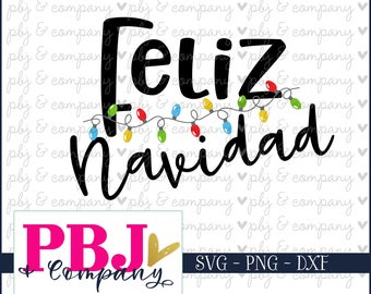 Feliz Navidad svg, Christmas svg, To-do list svg, Elf svg, Quote DIY Cutting File - SVG, PNG, dxf Files - Silhouette Cameo