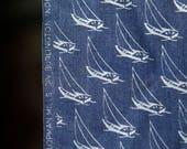Klopman vintage blue deni...