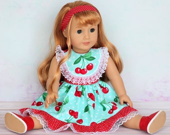 18 inch doll clothes, fits like American Girl Dolls .