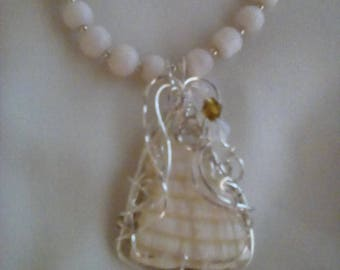 Ocean shell necklace