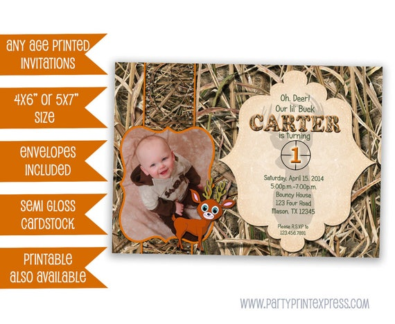 camo birthday invitations camouflage photo birthday, Birthday invitations