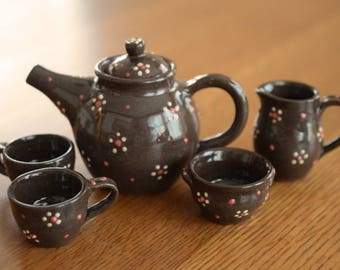 Tea Set for a Child or a Doll