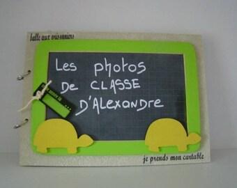 Class 'Turtle' photo album