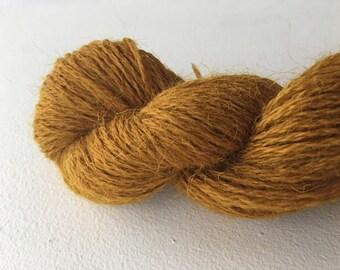 Honey ~ Scottish Wool Yarn
