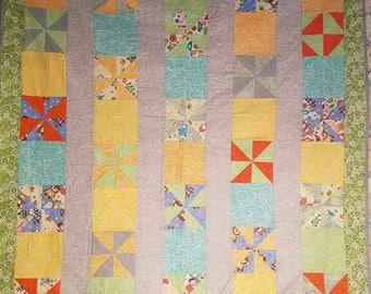 Lightweight baby quilt