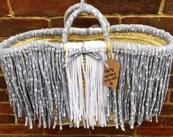 Straw Bag, Beach Bag, Shopper Bag Moroccan
