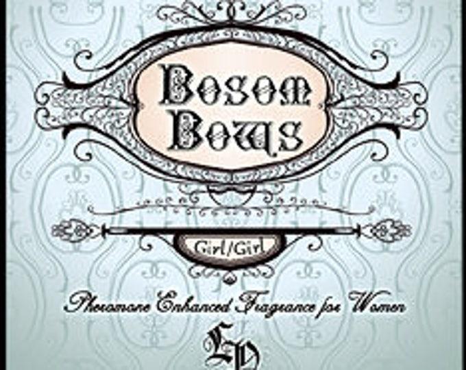 Bossom Bows w/ Girl Girl - Pheromone Enhanced - Handcrafted Unisex Fragrance - Love Potion Magickal Perfumerie