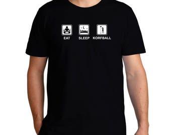 Eat Sleep Korfball T-Shirt