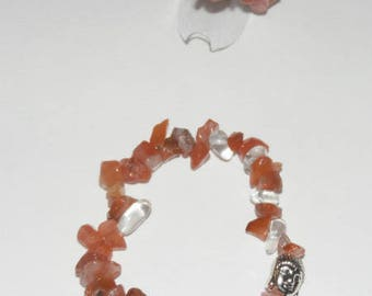 red agate set