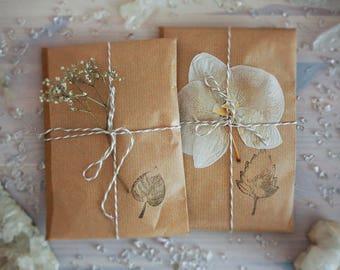 Eco friendly gift wrap   plastic free