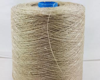 Natural Hemp Yarn 0.4 mm