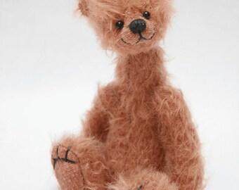 Luke bear OOAK artist bear