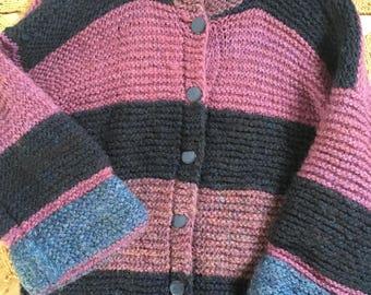 Large vintage Cardigan