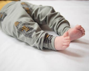 Baby Leggings - Toddler Leggings - Girls Leggings - Bunny Leggings - Boys Leggings - Baby Gift - Baby Pants - Baby Clothing - Baby Clothes