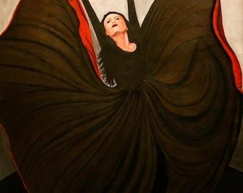 Martha Graham Dancer