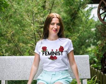 Feminist shirts / Feminism shirts / Feminist apparel / Cool feminist shirts / Feminist Gifts / Feminist Gift ideas / Feminist shirt