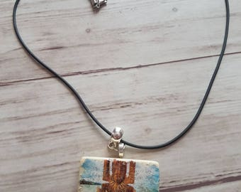 Koh Lanta totem necklace and