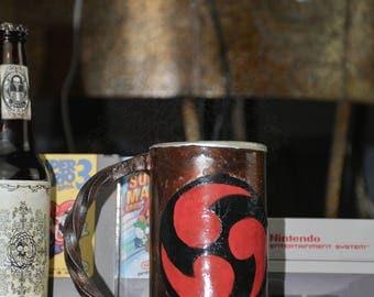 stein,buck,iron,collector,gift,beer,bar,artiste les Tordus,mug,summer,unique,ironwork