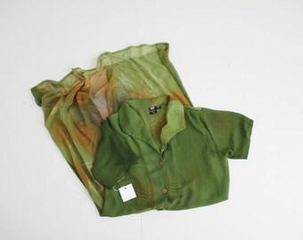sheer duster tunic | long tunic blouse | xxl duster