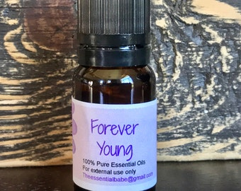 Forever Young Essential oil blend for face