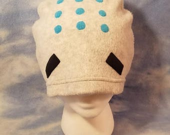Zenyatta Beanie Hat Overwatch Fleece Cosplay