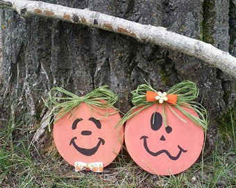 pumpkin decoration etsy - Fall Pumpkin Decorations