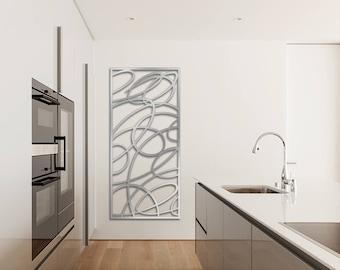 Laser Cut Metal Decorative Wall Art Panel Sculpture For Home, Office,  Indoor Or Outdoor