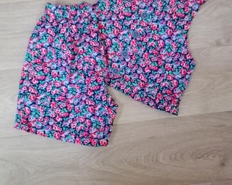 Summer pack, short with top