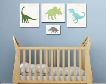 Dinosaur Art   Dinosaur Decor   Dinosaur Nursery   Baby Boy Nursery   Dinosaur  Wall Art Part 96