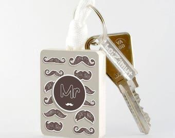 Porte-Clé thème mariage ''Mister''